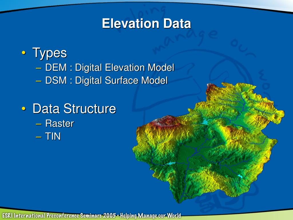 Elevation Data