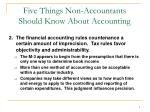 five things non accountants should know about accounting3