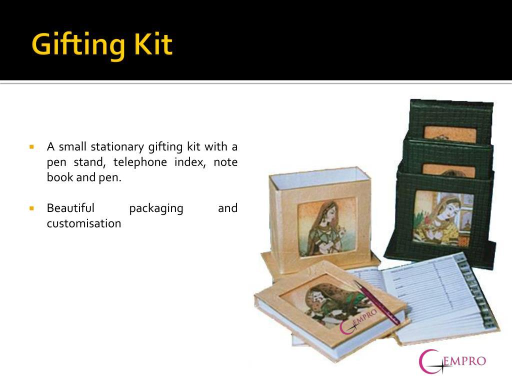 Gifting Kit