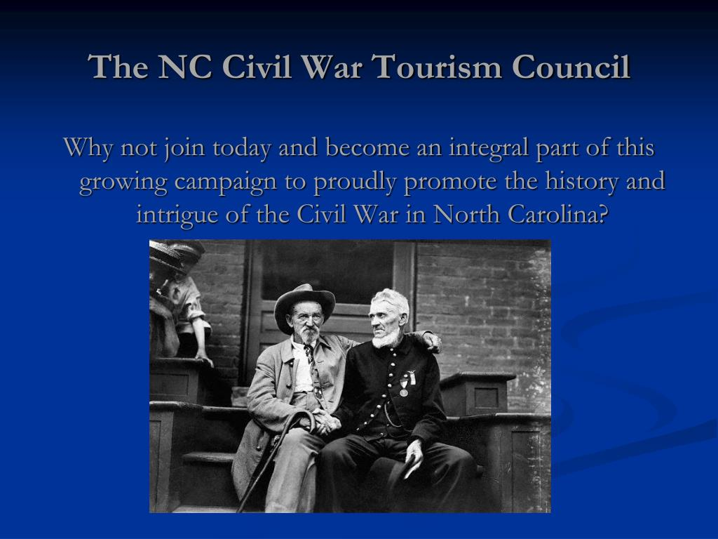 The NC Civil War Tourism Council