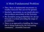 a more fundamental problem51