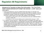regulation ab requirements22