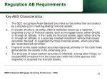 regulation ab requirements23