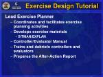 exercise design tutorial16