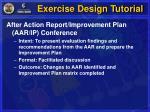 exercise design tutorial22