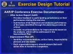 exercise design tutorial23