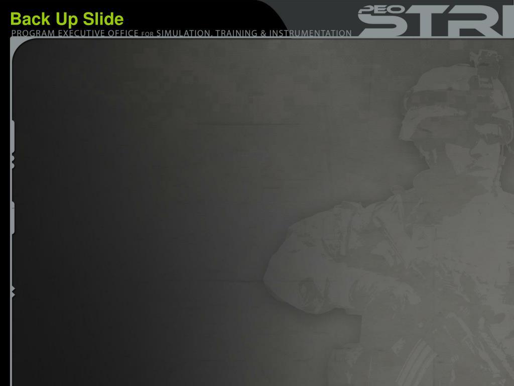 Back Up Slide