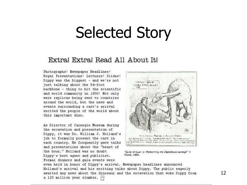 Selected Story