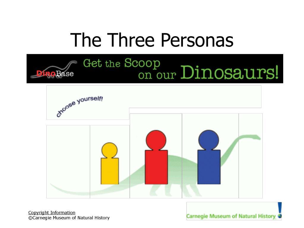 The Three Personas