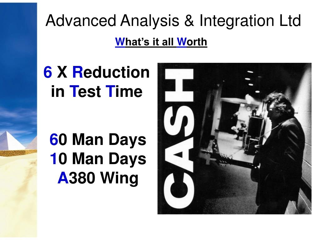 Advanced Analysis & Integration Ltd