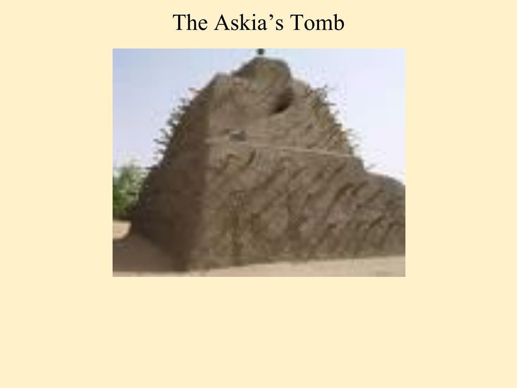 The Askia's Tomb