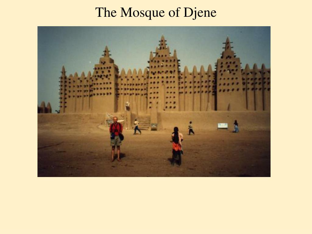 The Mosque of Djene