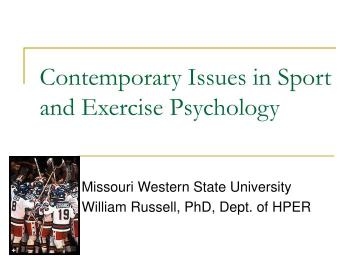 contemporary issues in sport Note: citations are based on reference standards however, formatting rules can vary widely between applications and fields of interest or study the specific requirements or preferences of your reviewing publisher, classroom teacher, institution or organization should be applied.