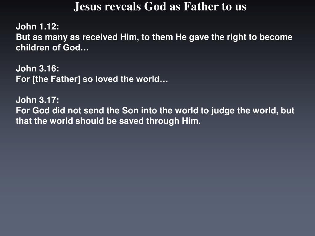 John 1.12: