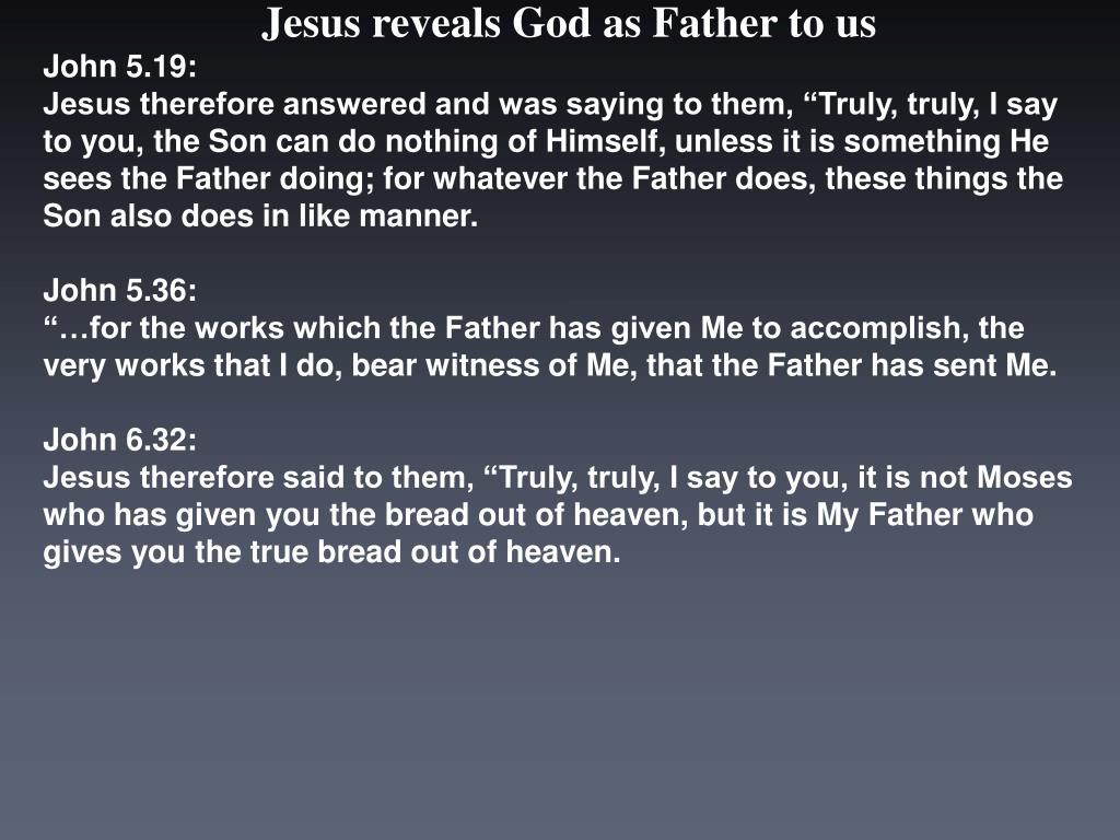 John 5.19: