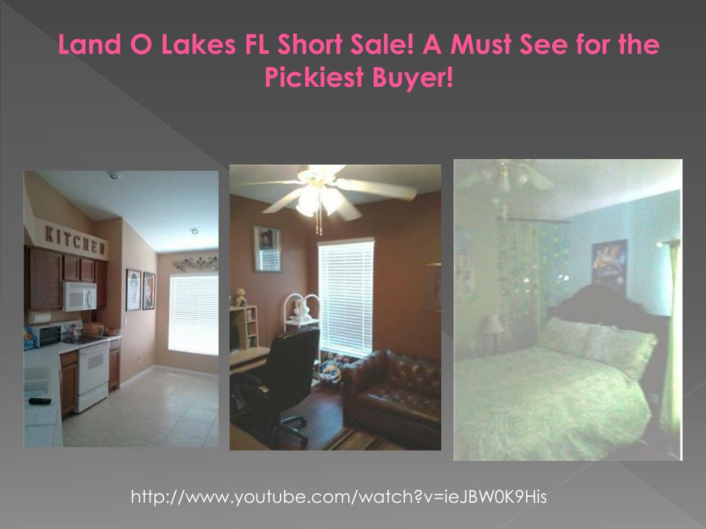 Land O Lakes FL Short Sale! A Must See for the Pickiest Buyer!