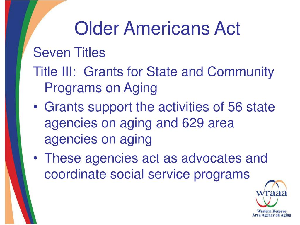 Older Americans Act