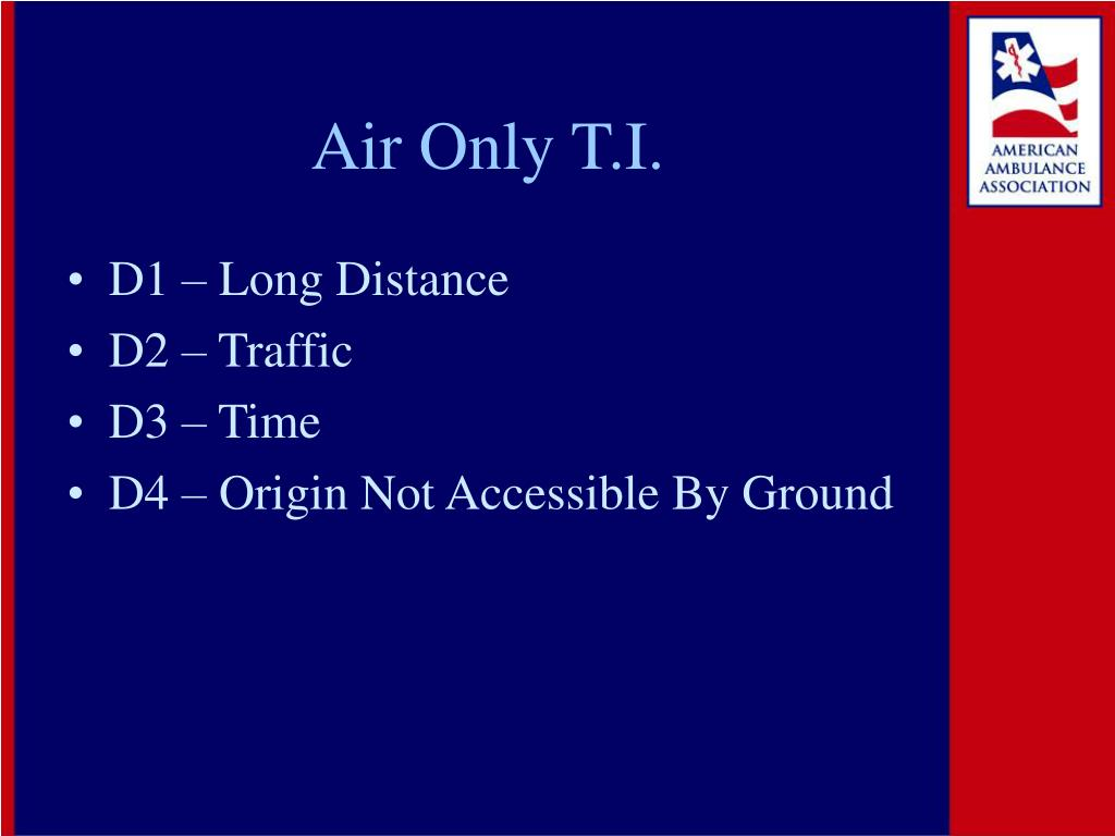 Air Only T.I.