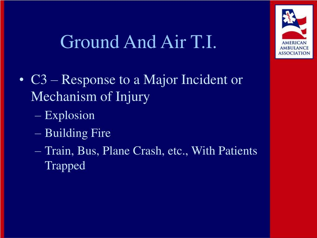 Ground And Air T.I.