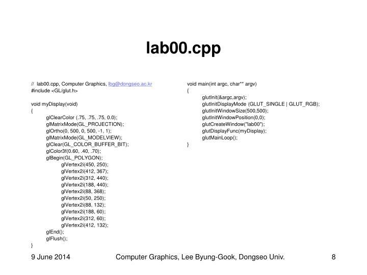lab00.cpp