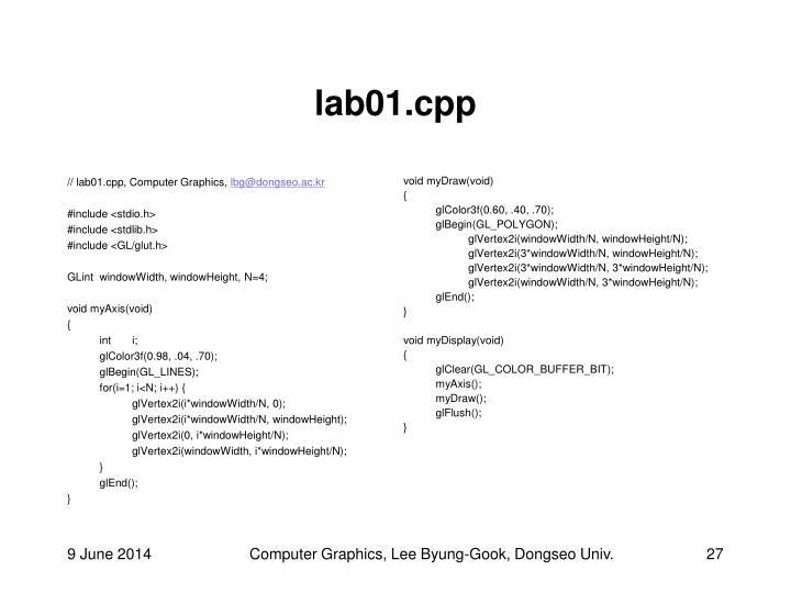 lab01.cpp