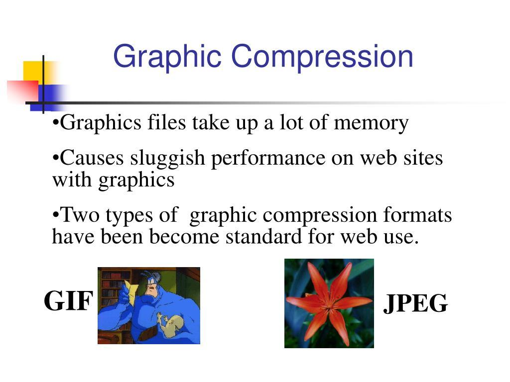 Graphic Compression