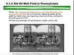 6 1 2 old oil well field in pennsylvania
