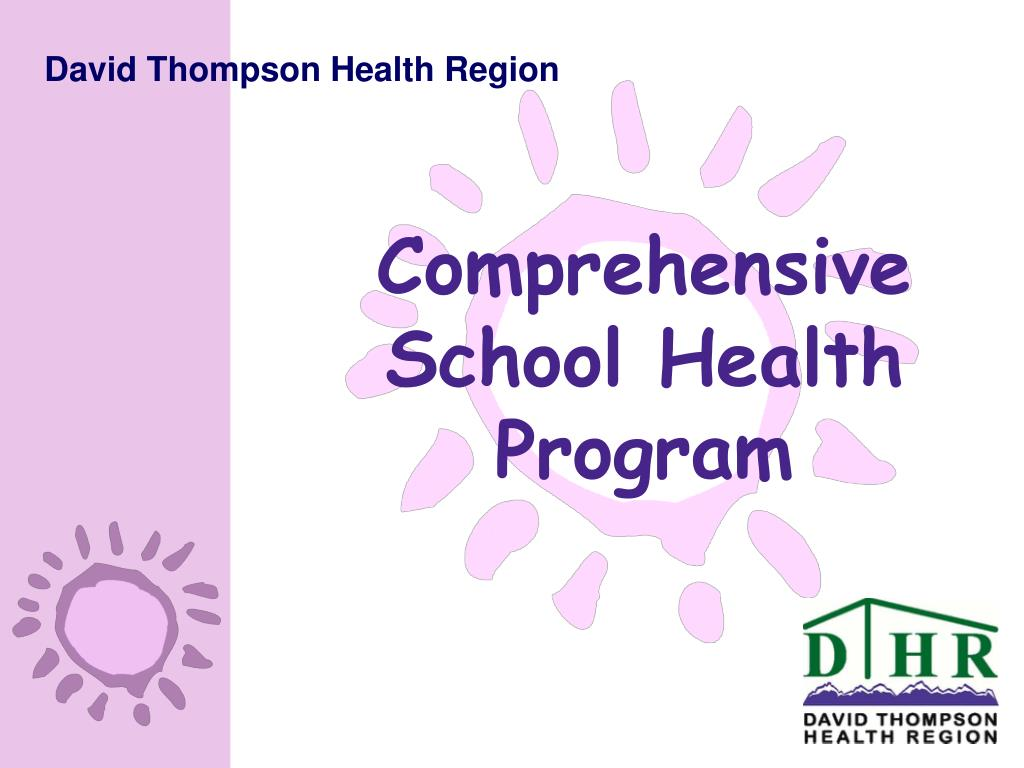 David Thompson Health Region
