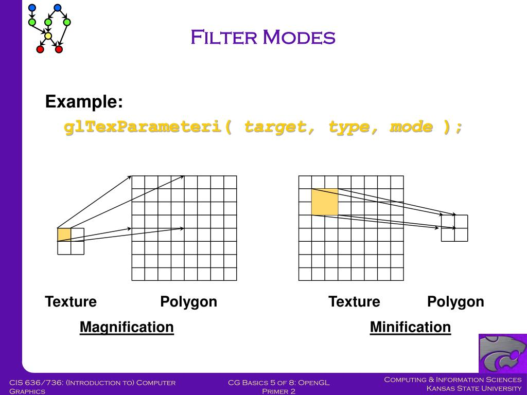 Filter Modes