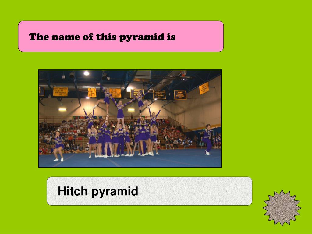 The name of this pyramid is