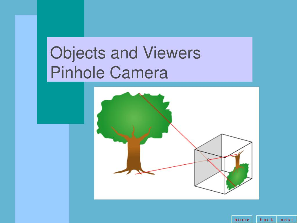 Objects and Viewers
