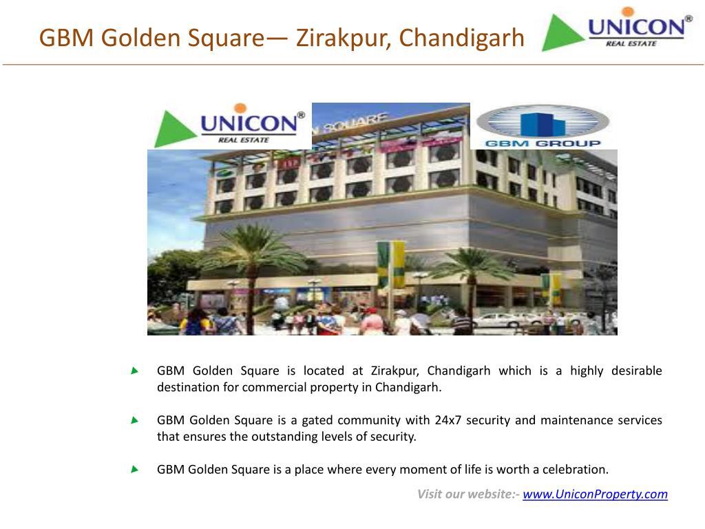 GBM Golden Square—