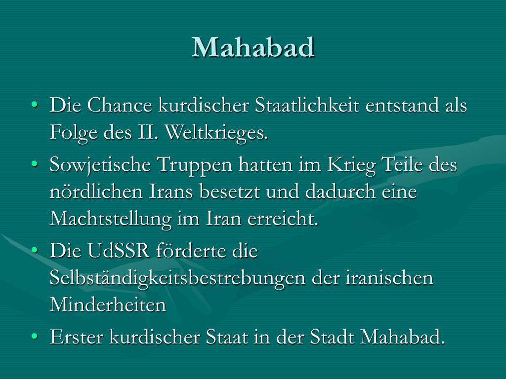 Mahabad