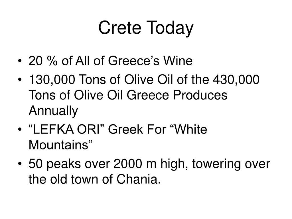 Crete Today