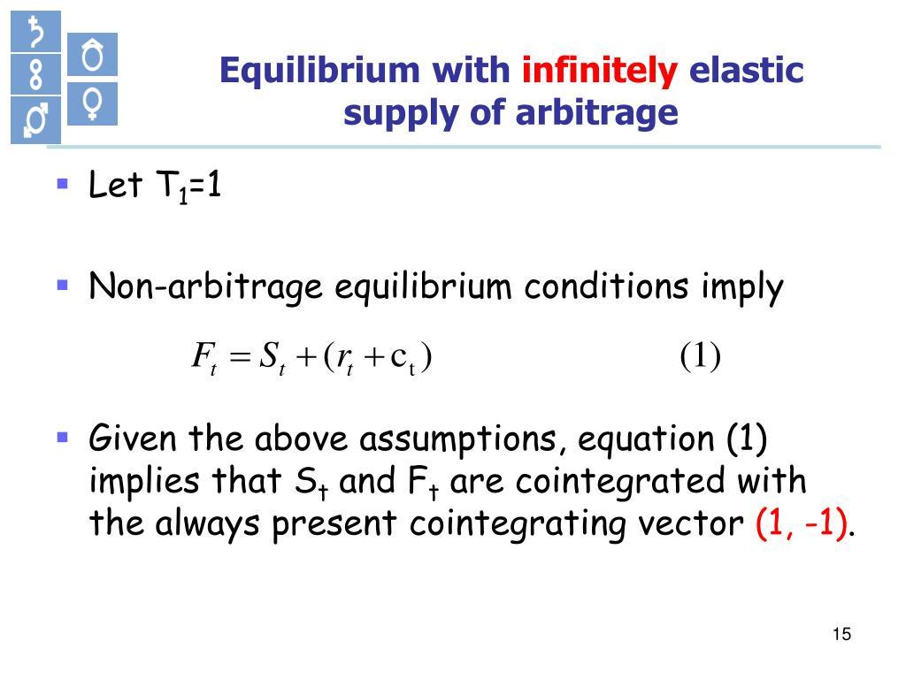 Equilibrium with