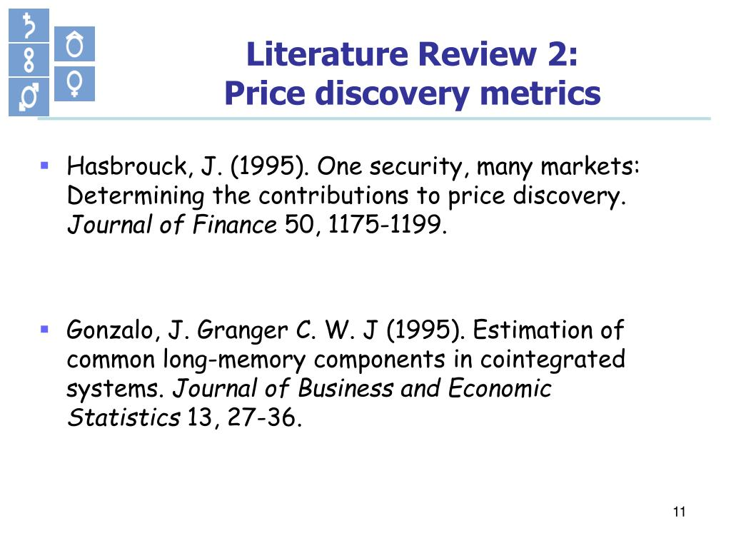 Literature Review 2: