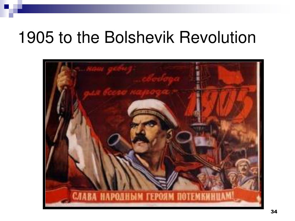1905 to the Bolshevik Revolution