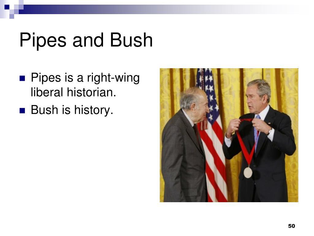 Pipes and Bush