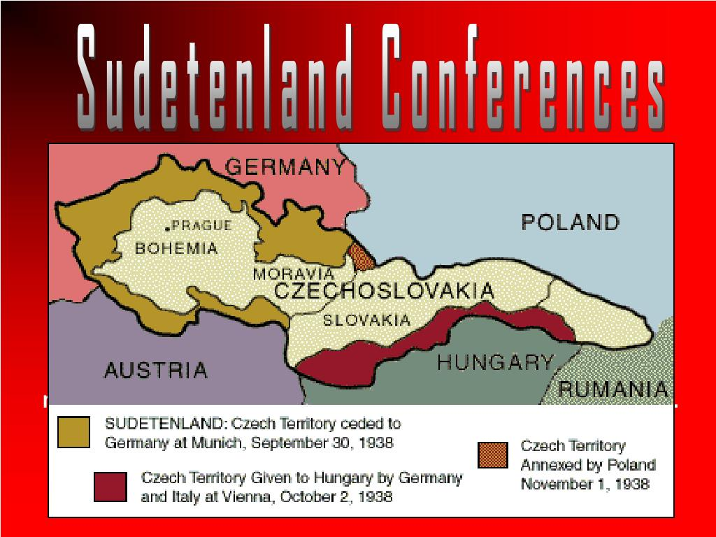 Sudetenland Conferences