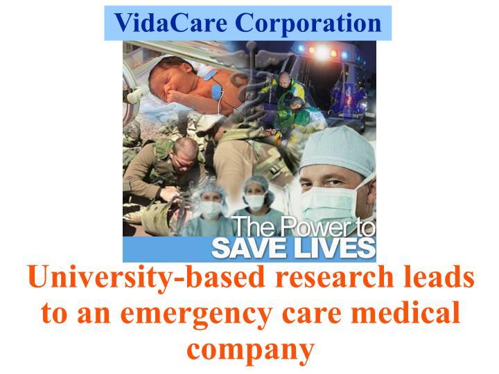 VidaCare Corporation