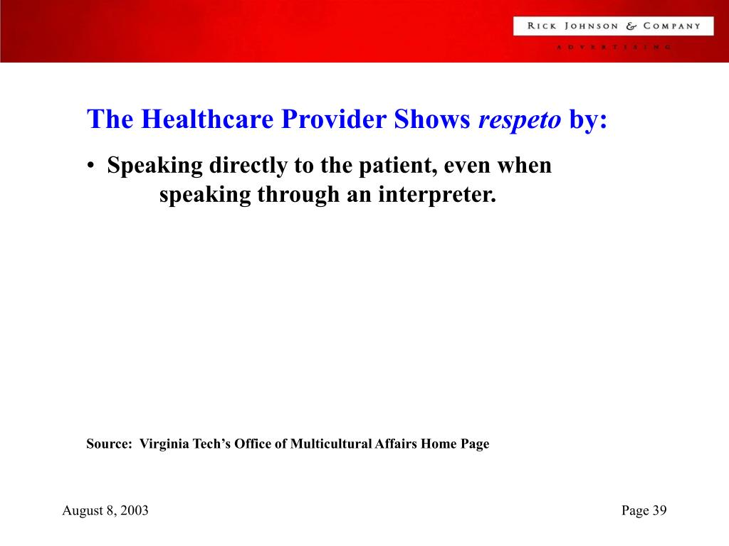 The Healthcare Provider Shows