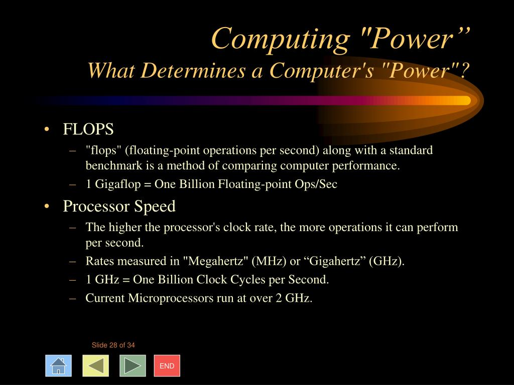 "Computing ""Power"""