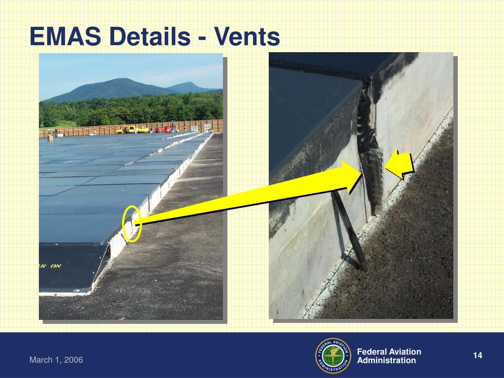 EMAS Details - Vents