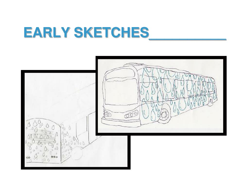 EARLY SKETCHES__________