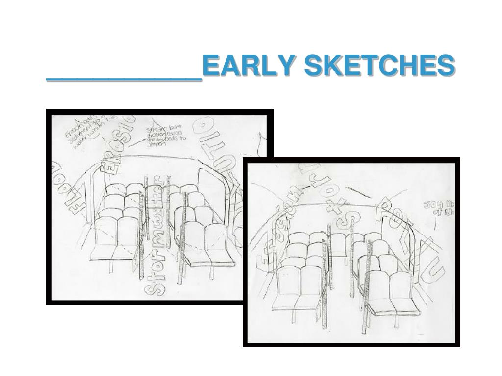 __________EARLY SKETCHES