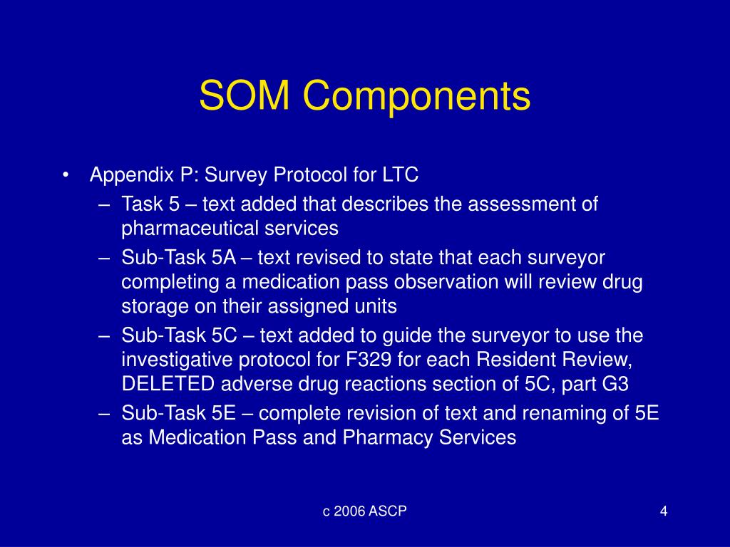 SOM Components