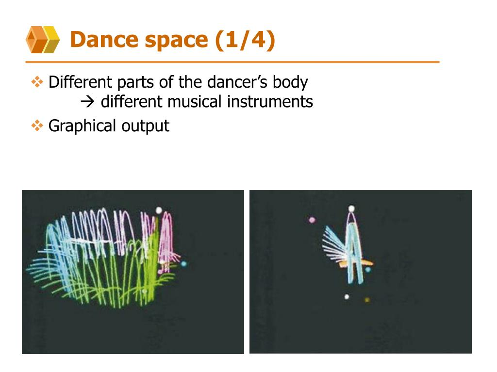 Dance space (1/4)