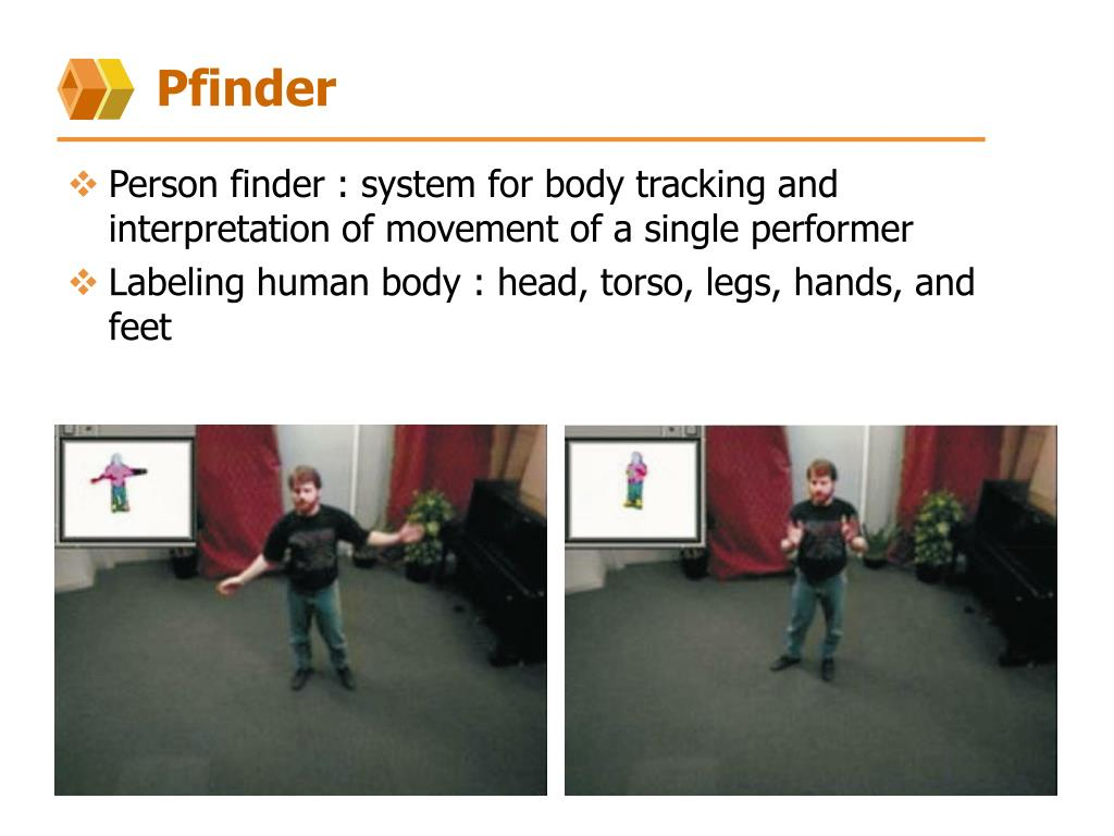 Pfinder