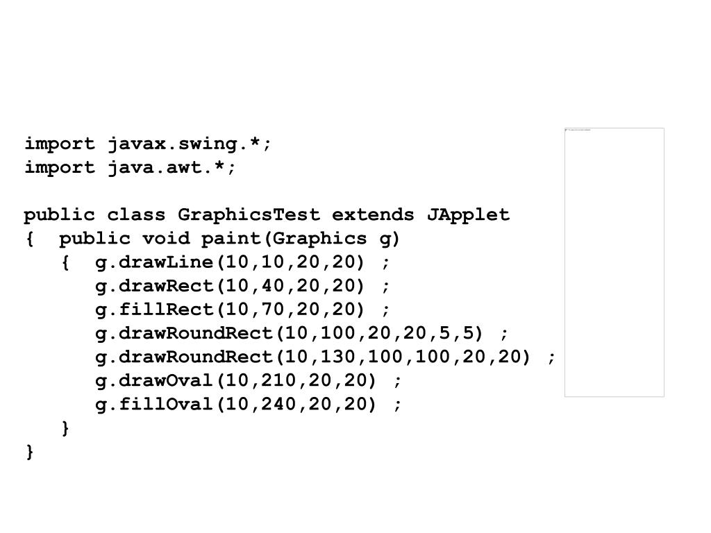 import javax.swing.*;