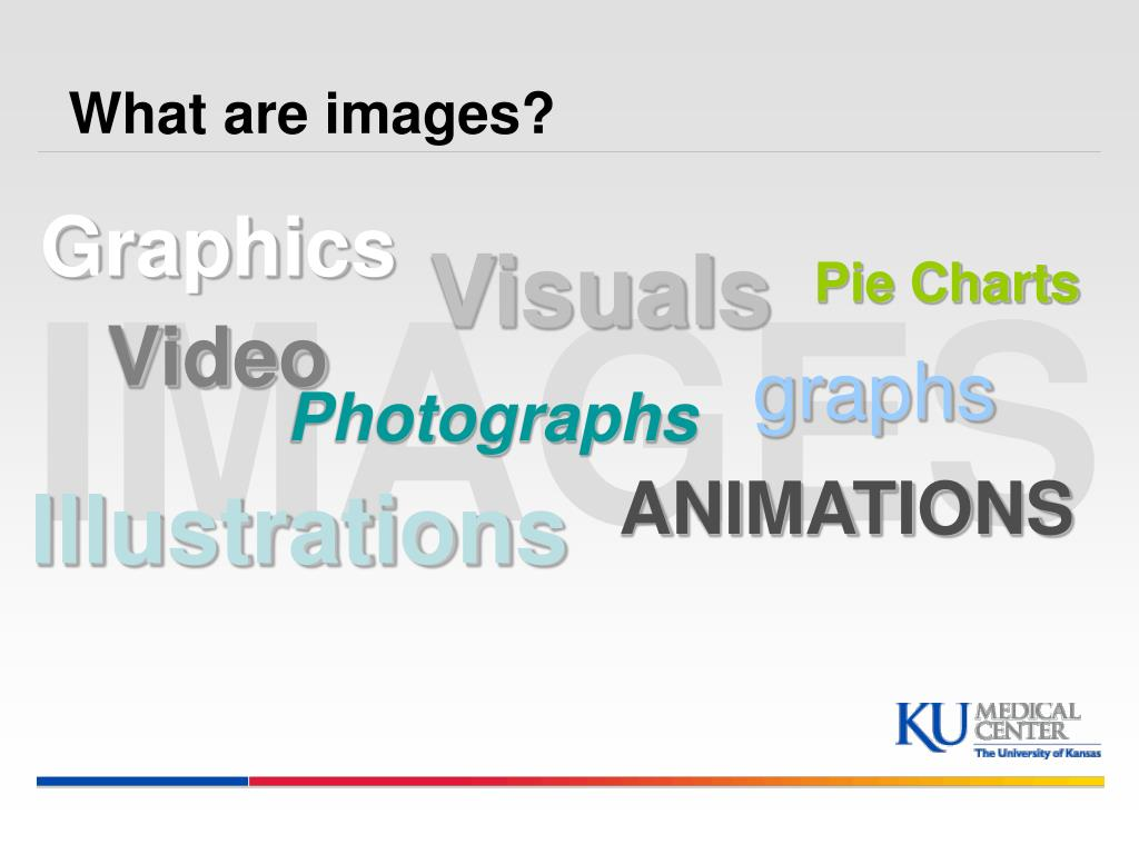 What are images?